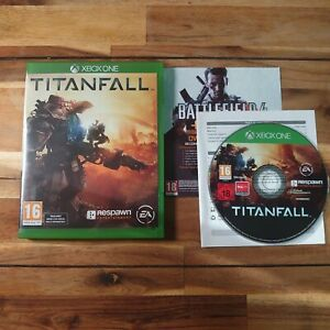 Titanfall Xbox One Complete With Paperwork Good Condition Free Post