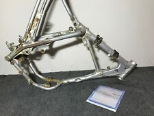 2002 Honda XR 200 XR200 Engine Body Main Frame Chassis Cradle Subframe W/Docs 02
