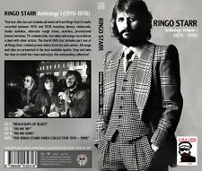 RINGO STARR  -Beatles - Anthology Vol.1 -1970-78 (3 CD+1 DVD ) BOX Set