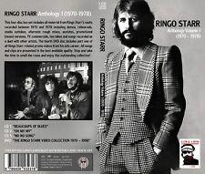 RINGO STARR  -Beatles - Anthology Vol.1 -1970-78 (3 CD+1 DVD ) BOX Set