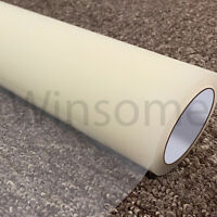 90 Micron Clear Carpet Protector Self Adhesive Dust Cover Protect Sheet Film 25m