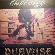 """I giocatori radici NERO """"ghetto-ology DUBWISE' (Nero/archivio Radici LP) Limited!!!"""