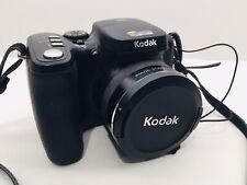 Kodak Easy Share Digital Camera, 8.1 MP, VARIOGON 36mm-432mm  12x Optical Zoom