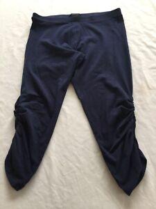 Moda International Athletic Yoga Pants Leggings size M