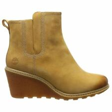 Wedge Plus Size Low Heel (0.5-1.5 in.) Boots for Women