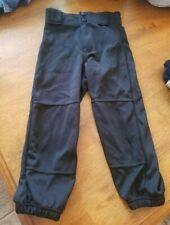 Rawlings Baseball Pants - Youth XS Black - EUC - SHIPS Fast/Free Boy/Girl TBall