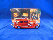 Matchbox Collectibles YFE03 1933 Cadillac Fire Engine