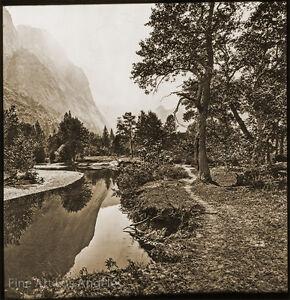 Eadweard Muybridge Photo, Yosemite Valley, 1870s