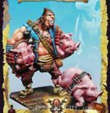 Ron & Bones - Pirate Miniatures: OOP Wallace Mason (with pigs)