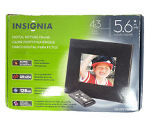 "Insignia digital photo frame 5.3"" Remote"