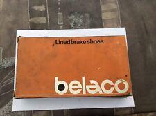 Bedford CF/Transit Pair Of Brake Shoes