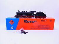 Lot 81658 Roco H0 04116A Locomotive à Vapeur Avec Tender Br 57 Le DB En Ovp