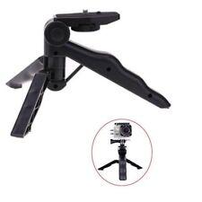 "Mini flexible tripod portable folding camera bracket for SJCAM GOPRO 1/4"" 2in1"