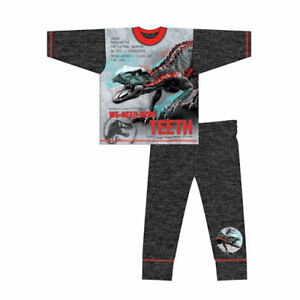 Jurassic World Donosaur Pyjamas Sets  4-5, 5-6, 7-8, 9-10 Years