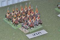 25mm classical / greek - ancient cavalry 16 cavalry - cav (18589)