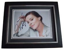 Lisa Stansfield SIGNED 10x8 FRAMED Photo Autograph Display Music Memorabilia COA