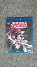 Anime Disc Louise The-Familiar-of-Zero-Season-1-Blu Ray NEW R1 Sentai Works dvd
