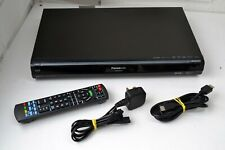 Panasonic DMR-EX769 DVD Recorder Freeview 160GB Hard drive HDMI w Remote 1080p