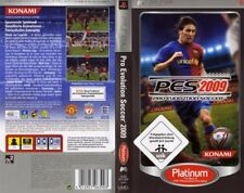 Pro Evolution Soccer 2009 - PSP Platinum