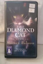 The Diamond Cat: Marian Babson Unabridged Cassette Narr Juanita McMahon