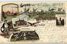 Vor 1914 Normalformat Ansichtskarten aus Niedersachsen für Burg & Schloss