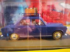"""Tintin voiture auto """"Le taxi de Moulinsart"""" 1/24 Hachette #37 + fascicule"""