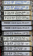 Phish Tapes - Live July '97 - US Tour