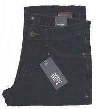 HIS ® Jeans STRETCH blue black Größe wählbar STANTON 1005589632 1B o. 2.Wahl