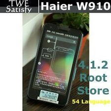 Haier W910 Smart Phone Android 4.1.2 MSM8260A DUAL CORE 1.5 GHz 4.5 pollici IPS reti