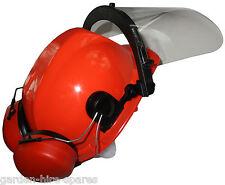 Casco De Seguridad Pro experto para strimmers Desbrozadoras