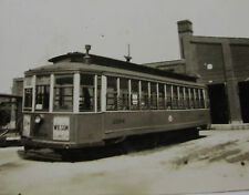 USA173 - ST LOUIS PUBLIC SERVICE Co - TROLLEY No2204 PHOTO Missouri USA