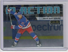 18/19 OPC Platinum New York Rangers Kevin Shattenkirk In Action card #IA-16