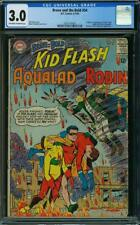 BRAVE AND THE BOLD #54 CGC 3.0 Origin & 1st Teen Titans!
