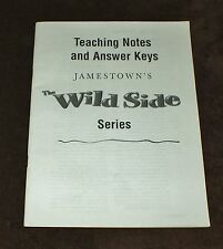 The Wild Side Teacher Notes & Answer Key Jamestown Critical Reading Level 4 5 6