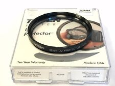 Tiffen 52UVP 52 mm UV Protector Filter, very good in box