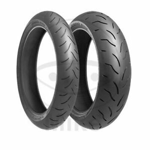 180/55ZR17 (73W) BRIDGESTONE BT016 Pro Triumph 1050 Speed Triple 2005-2011