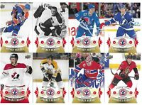 2014-15 Upper Deck National Hockey Card Day Complete 16 Cards Set - CROSBY ++