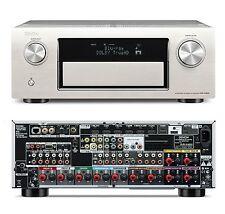 Denon AVR-X4000 Home Cinema 7.2 HD 3D 4k AV Receiver Amplifier 10x HDMI Silver
