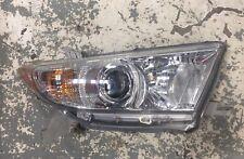 Genuine OEM Passenger Side Halogen Headlight 2011-2013 Toyota Highlander models