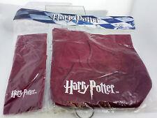 Harry Potter Scacchiera Sacchetto Porta Scacchi Rosso Nuovo De Agostini