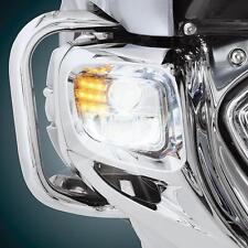 LED Tridium Fog Light Kit for Goldwing GL1800 2006-10 w/o Air Bag (52-915)
