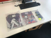 FULL KIT! Jersey & Bibs & Socks. Rapha + Palace EF size medium