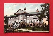AK BRAUNAU in Böhmen 1907 Restauration Stern    ( 42512