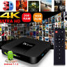 TX3 Mini Android 7.1 Smart TV Box 2GB 16GB S905W 4K HD WIFI Media Player H6O0Y