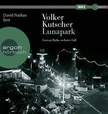 Kutscher Gereon Raths sechster Fall Lunapark MP3 HörBuch NEU Babylon Berlin
