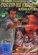 DVD NEU/OVP - Endstation der Verdammten - Radhapura - George Nader