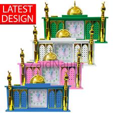 Grande Taille Masjid en Forme de avec Complet Azaan Réveil,Islamique