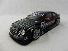 1/18 scale, Maisto, Mercedes Benz CLK-DTM 2000 Black