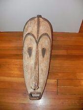 "Arts of Africa - Fang Mask - Gabon - 29"" Height x 10"" Wide"