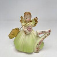 Vintage Josef Originals Birthday Girls Angel Year 7 Figurine